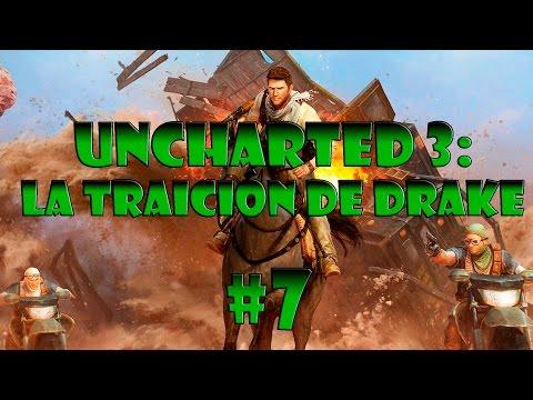 Maratón Uncharted 3 : La traición De Drake #7 FINAL