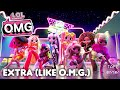 Extra (Like O.M.G.) Official Animated Music Video | LOL Surprise! O.M.G. Dolls