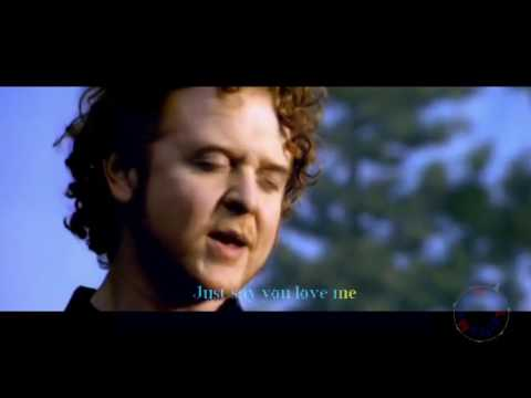 Simply Red - Say You Love Me (with lyrics)