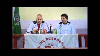 CDL TV_3ª Emissão Parte 2 - Lousado Vs Ruivanense (Juniores)