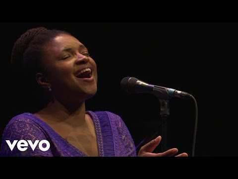 Lizz Wright - Seems I'm Never Tired Lovin' You (Live Video)
