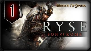Ryse: Son of Rome - [PC] Walkthrough/Gameplay #1