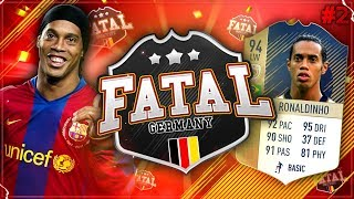 FIFA 18: F8TAL RONALDINHO #02 - Ronaldinho DREHT AUF!