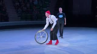 2260 clown unicycle act