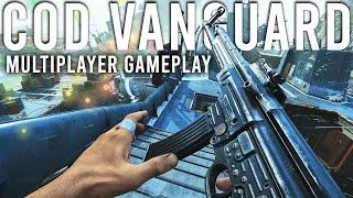 Call of Duty Vanguard Multiplayer Gameplay Live!
