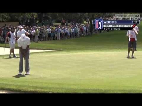Tiger Woods - 2012 Arnold Palmer Invitational (complete highlights)