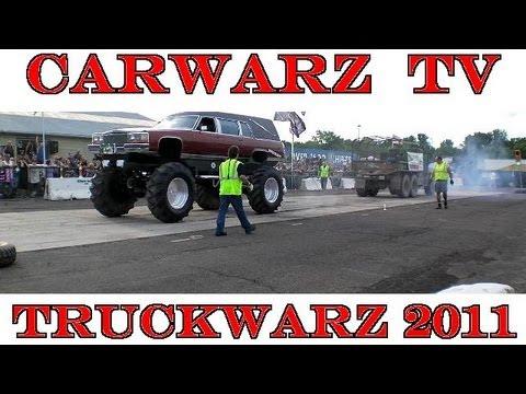 CarWarz TV - S1E2 - Truck Warz 2011