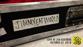Jimmy Eat World - Sure and Certain (Live at Zia Records 10.12.16)