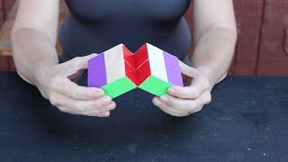 Miz Rivka Teaches How to make Magic Blocks