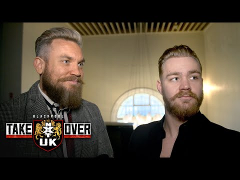 Blackpool holds a special place in the heart of Moustache Mountain: WWE Exclusive, Jan. 12, 2019