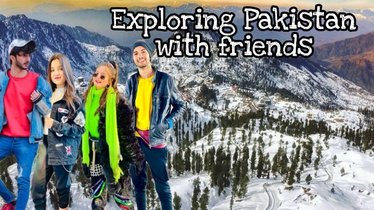 Download Kalam trip with Shaheer khan ❤️ Rabeeca khan and hussain tareen ✨