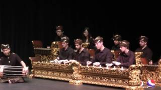 Hujan Mas -  UWaterloo Balinese Gamelan Winter 2017