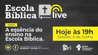 Escola Bíblica LIVE