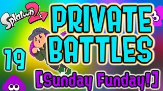 Splatoon 2 -Sunday Funday 19 - Privates with Viewers thumbnail