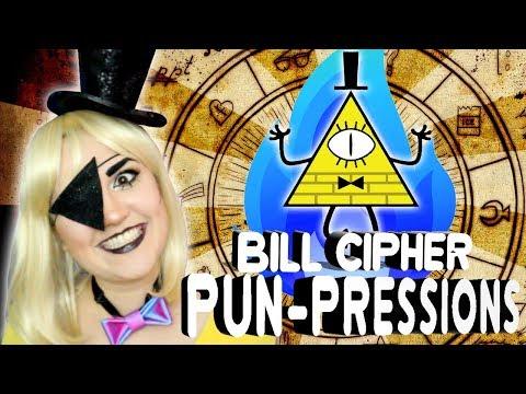 pun-pressions!-bill-cipher-=-puns-+-impressions---gravity-falls---madi2themax