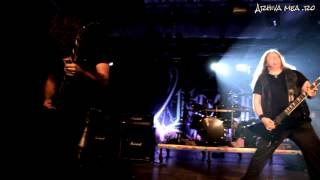 Unleashed - If They Had Eyes (Live at Maximum Rock Festival, Bucharest, Romania, 25.10.2014)
