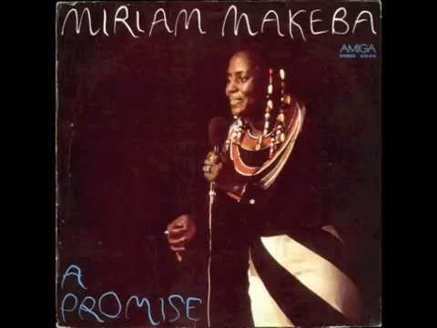 "Miriam Makeba ""Mama (mama been an over)"""
