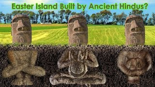 Easter Island - A Secret Hindu Civilization? David Childress from Ancient Aliens Reveals The Truth