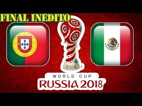 Previsões Copa do Mundo Rússia 2018 | Portugal x México na Final?