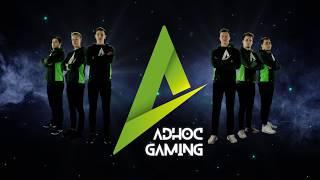 ad hoc gaming - Summer Split Roster 2019