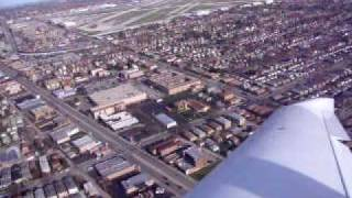 landing at Chicago Midway Airport (MDW)