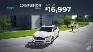 2015 Ford Fusion S Sedan Offer Bommarito Ford 3/15 SP