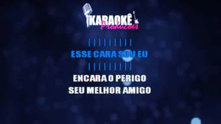 Roberto Carlos Esse Cara Sou Eu KARAOKE )