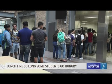 Lunch a big fiasco for Milby HS students, parents