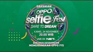 OPPO Selfie Fest, 24 November 2016, 20.00 WIB #PSYdiNET