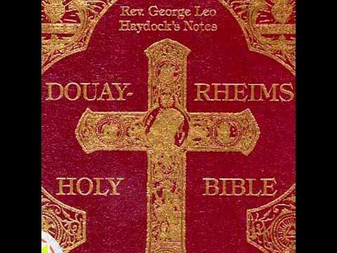 The New Testament (Part 1 Of 3) - Douay–Rheims Bible - Audiobook