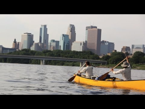 Minneapolis, MN - Mississippi River (Ep.8)