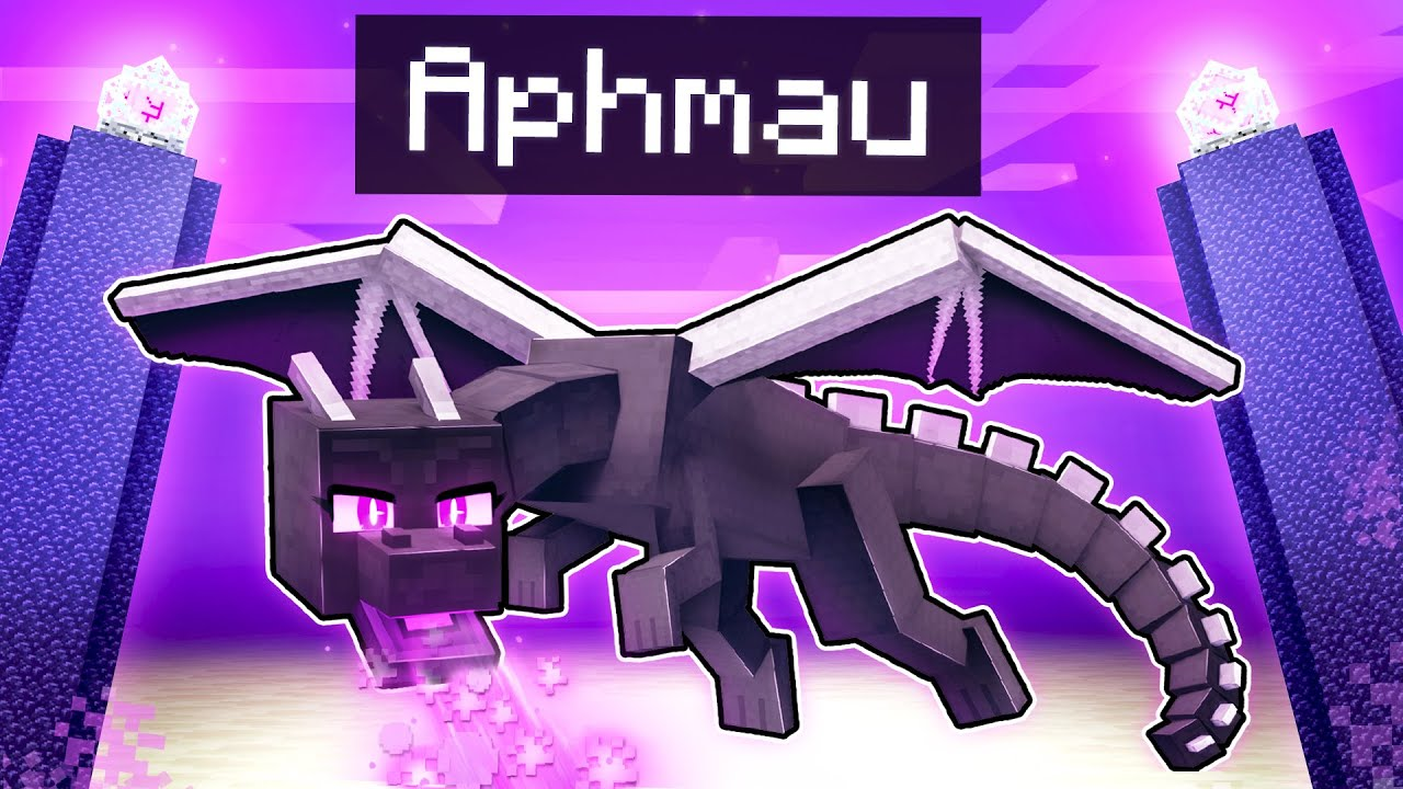 Download Aphmau Is The ENDER DRAGON In Minecraft!