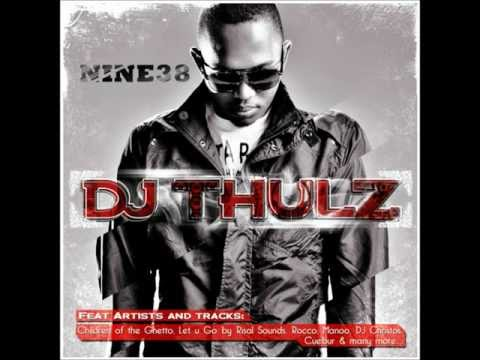 Children of the ghetto(Cuebur Remix) by Mmelashon, taken from DJ Thulz Nine38 album