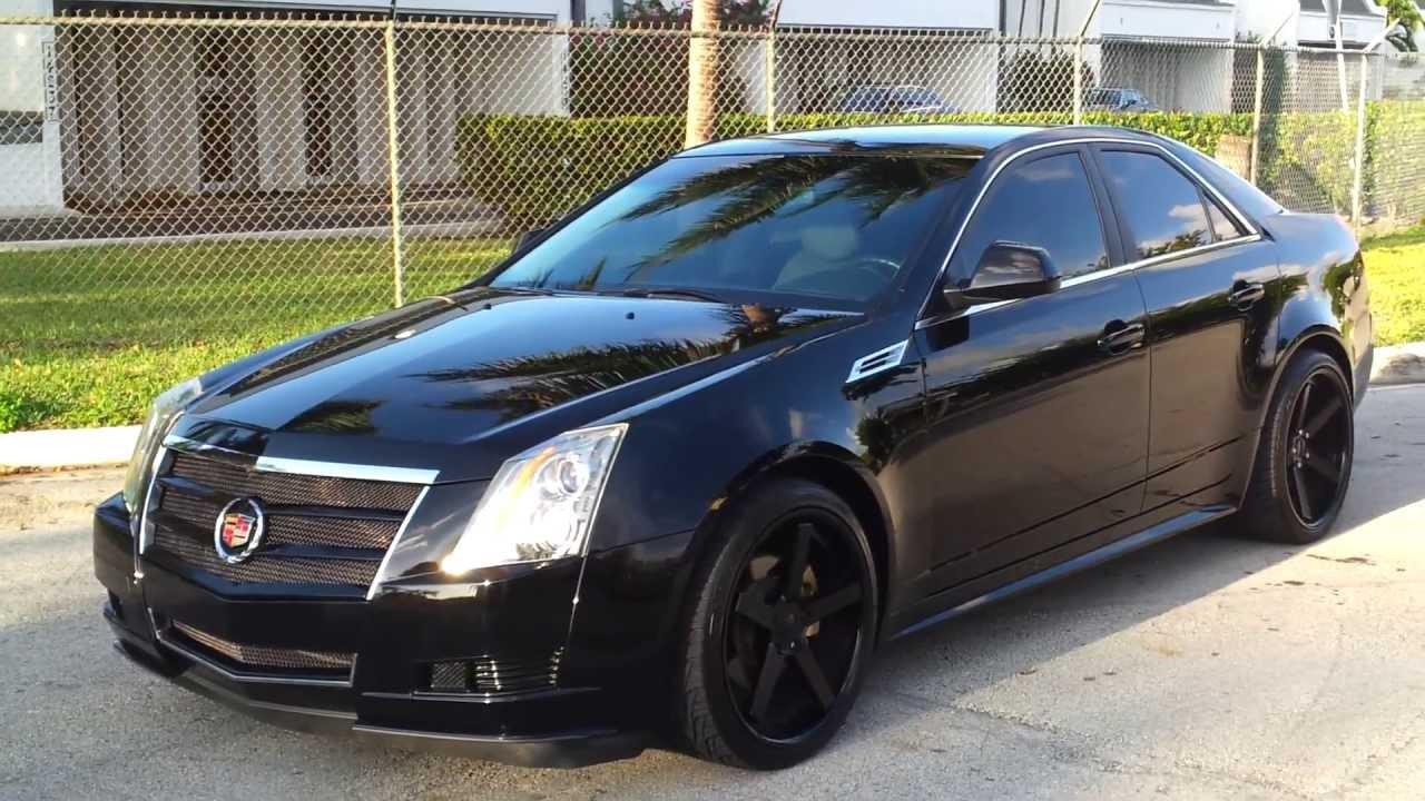 Cts Custom V Cadillac 2006