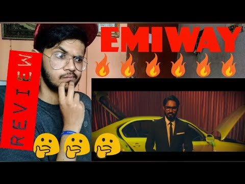 Hindi rap song 2018 (review) EMIWAY - MAZAK HAI KYA ? (Prod Tar)