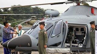 Philippine Navy formally receives 3 new Augusta Westland