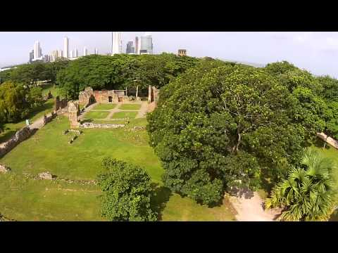Paseo por todo Panama Viejo  (A trip through the ruins of Old Panama