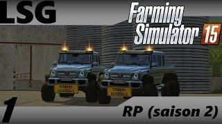 Farming Simulator 2015 #1/Rôle-Play