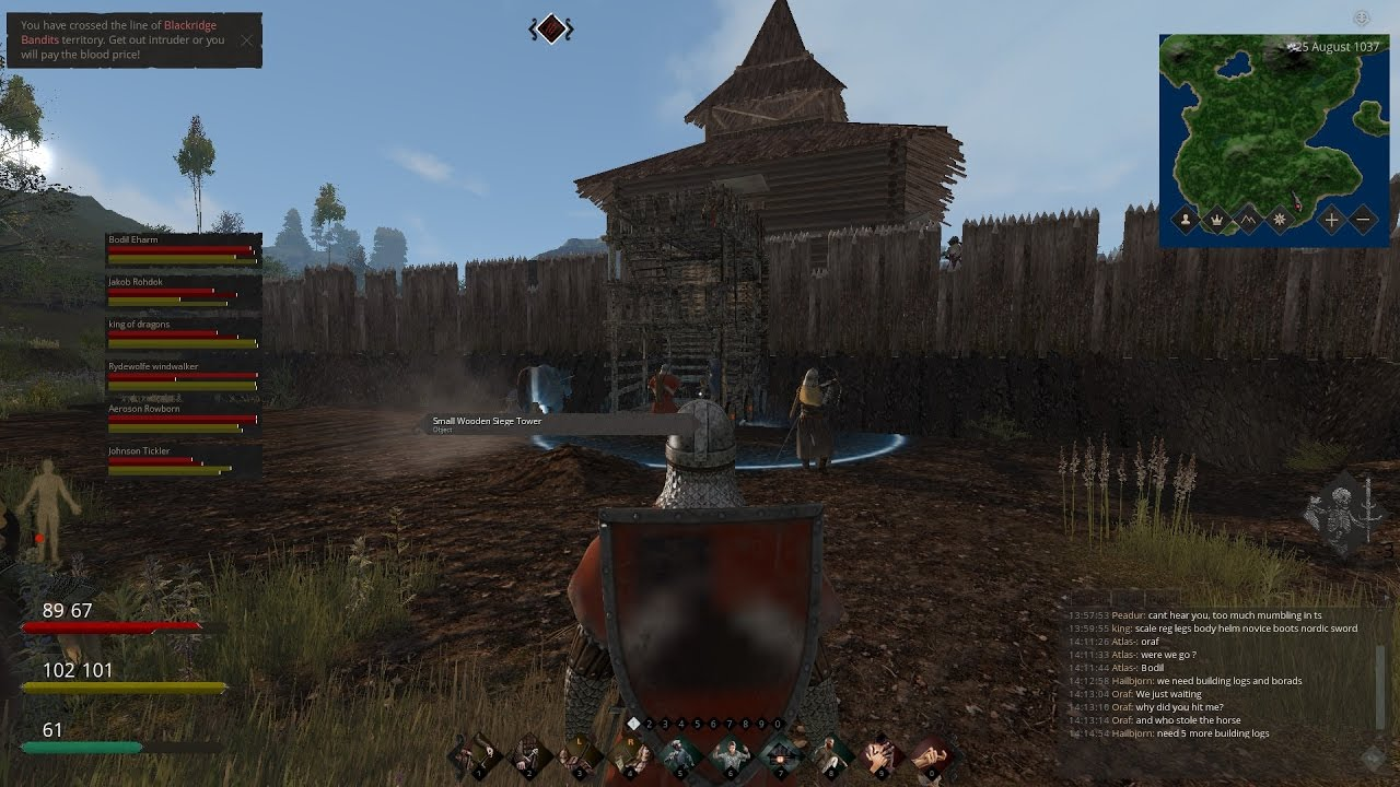 Life is feudal mmo more life is feudal forest village