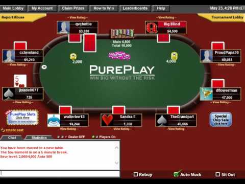 pure play poker on facebook