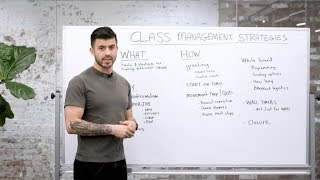 Inside the Affiliate: Class Management Strategies