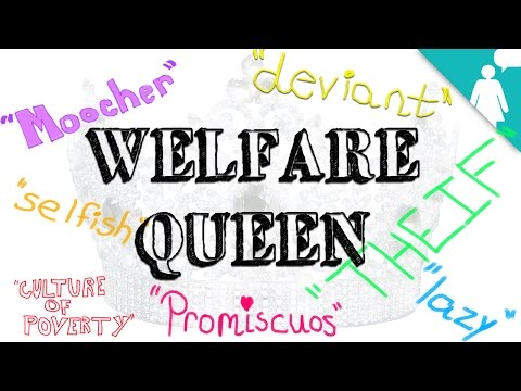 Welfare Queens #Stereotypology