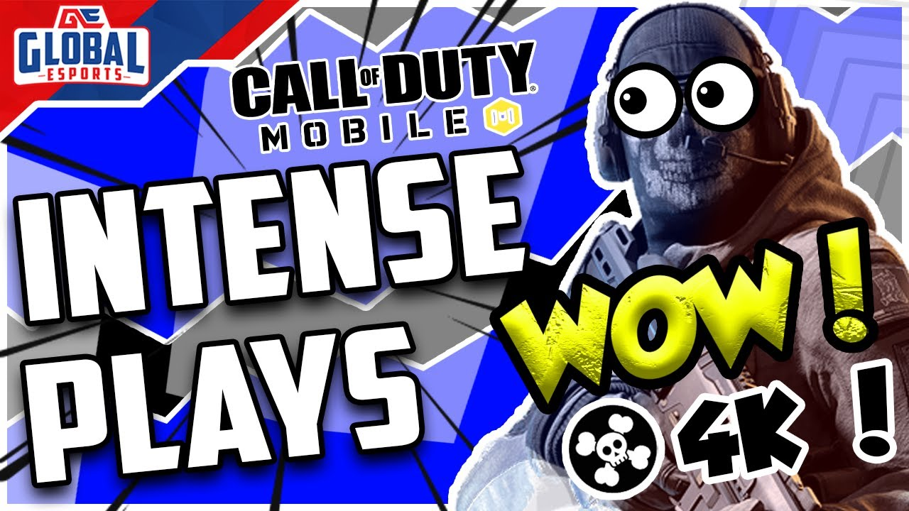 INSANE CLUTCHES - Call Of Duty Mobile Top Plays