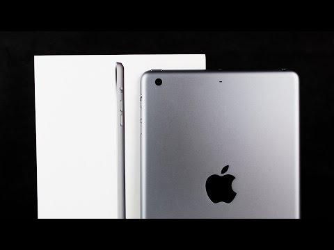 iPad Mini 3: Unboxing & First Impressions