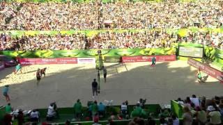 Brouwer-Meeuwsen vs Ricardo-Álvaro Filho Final WC Mazury 2013