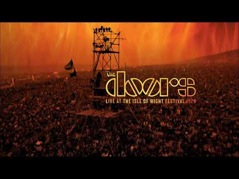 The Doors - The End (Live At The Isle Of Wight Festival 1970)