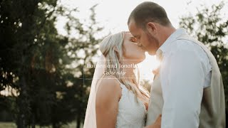 """""""A Celebration Long In The Making"""" // Lauren and Jonathan // Lockesburg, AR"""