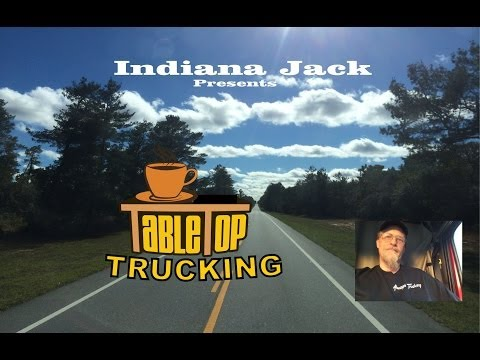 Table Top Trucking