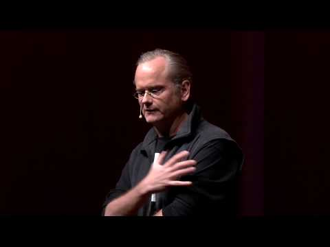 Equal We Are Not | Lawrence Lessig | TEDxDirigo