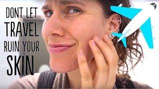 My Airplane Skincare - 3 Pre, During & Post Flight Skin Essentials